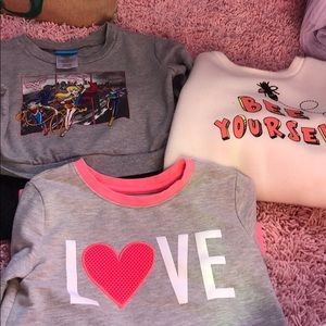 Other - Girls long sleeve lot